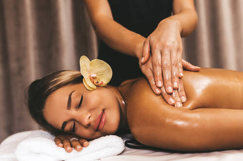 Abhyanga Massage - Meersburg-Therme