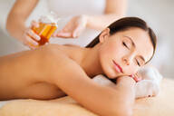 Wellness-Massage Lebenselexier - Meersburg-Therme